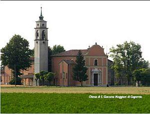 Chiesa di S. Giacomo Maggiore di Cognento
