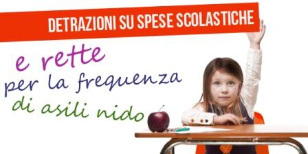 Detrazioni irpef per le spese di frequenza scolastica for Capienza irpef per detrazioni